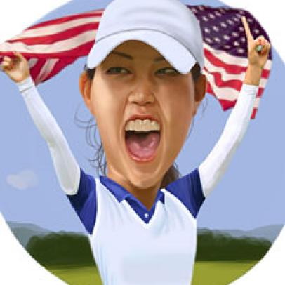 No. 16 -- Michelle Wie