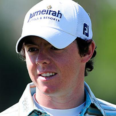 McIlroy Picks Jack's Brain