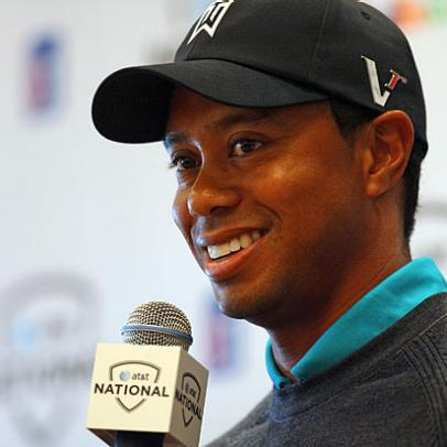 Woods Receives Positive News On Neck