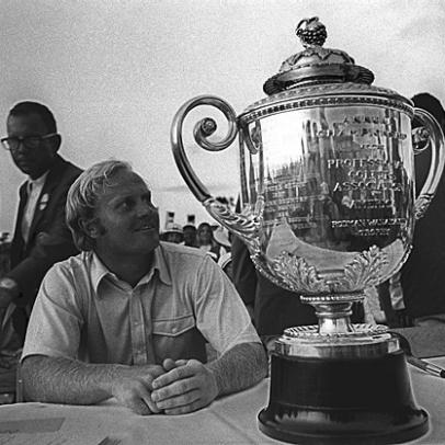 Recalling the 1971 PGA, The Year It Was Glory's First Shot