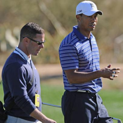 Foley Entering New Territory With Tiger