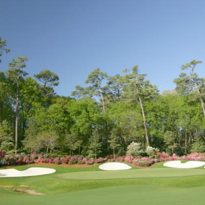 Even For Veteran Players, Augusta National Still Inspires