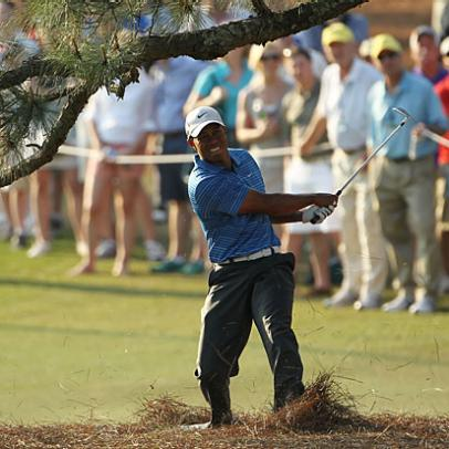 Tiger Woods Sidelined With Injury