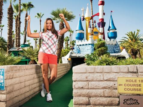 Think Young, Play Hard: Cheyenne Woods