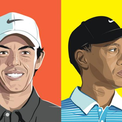 Rory vs. Tiger