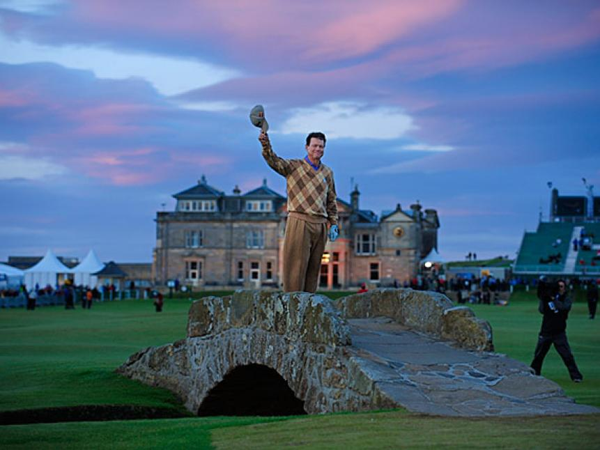 Swilcan Bridge, Old Course at St. Andrews