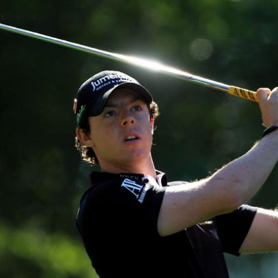 McIlroy, Quiros Tied For Lead