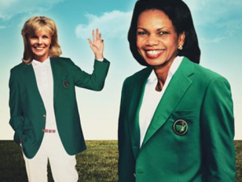 The New Members At Augusta