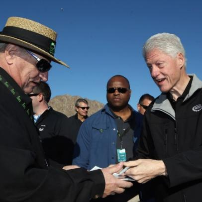 For Bill Clinton, The Humana Challenge Is About More Than Just Golf