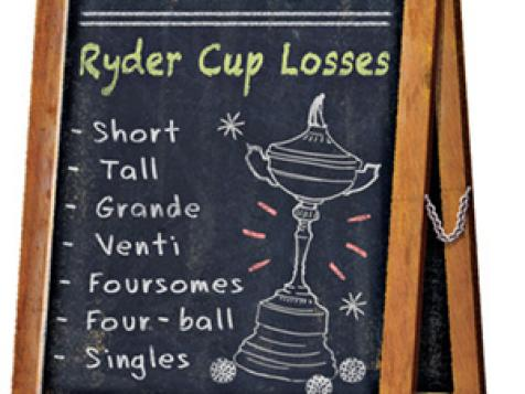The First Meeting of the U.S. Ryder Cup Task Force