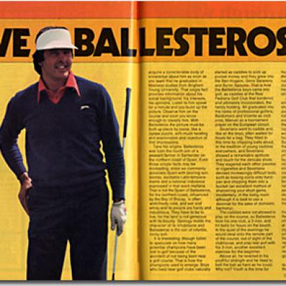 The Enigma Of Seve Ballesteros