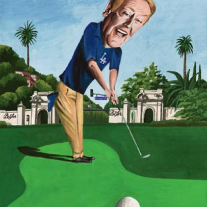 My Shot: Vin Scully