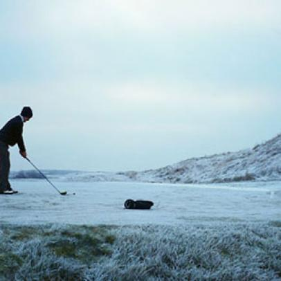 When is it too cold to play golf? A philosophical debate