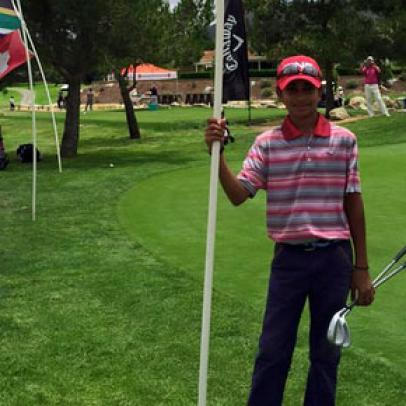 Is this kid from India the next Tiger Woods?