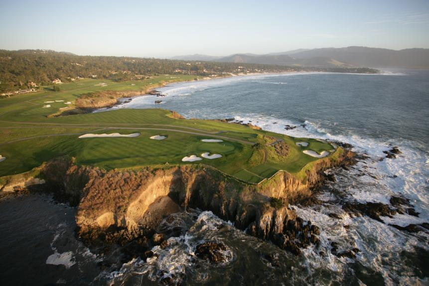 PEBBLE BEACH (Calif.) G. LINKS