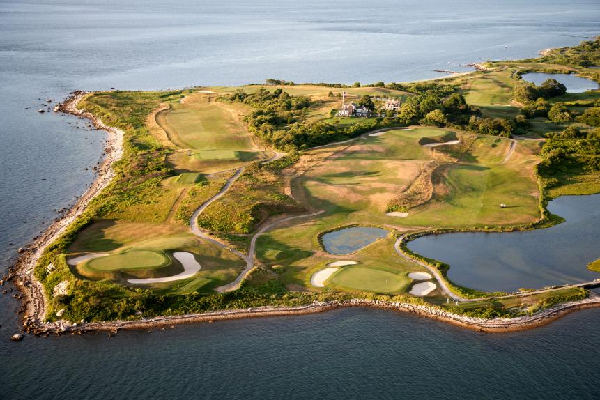 FISHERS ISLAND (N.Y.) CLUB