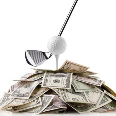 Golf bodies give away a lot of money, but who decides where?