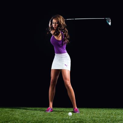 Swing Sequence: Holly Sonders