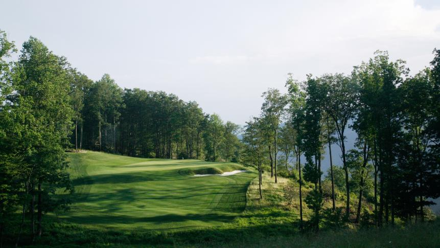 THE HIGHLAND COURSE AT PRIMLAND