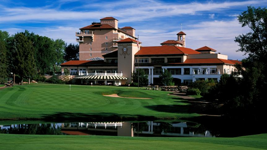 THE BROADMOOR G.C. (EAST)