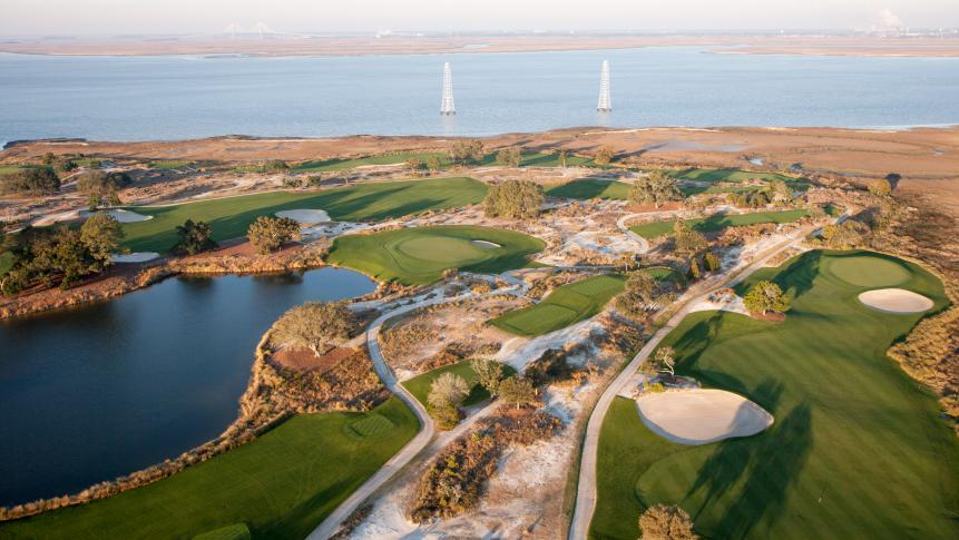 SEA ISLAND G.C. (SEASIDE)