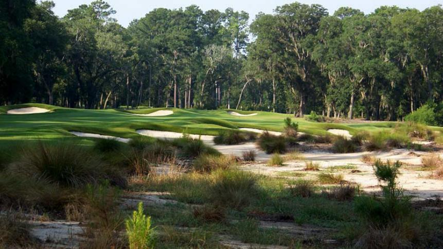 MAY RIVER G.C. AT PALMETTO BLUFF
