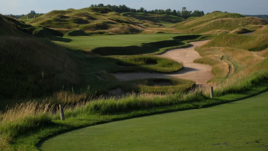 WHISTLING STRAITS (IRISH)