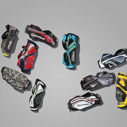 2015 Hot List: Golf Bags