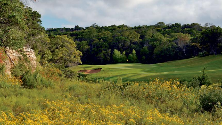 OMNI BARTON CREEK RESORT & SPA (FAZIO CANYONS)