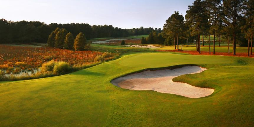 PINEHURST (N.C.) RESORT (NO. 8)