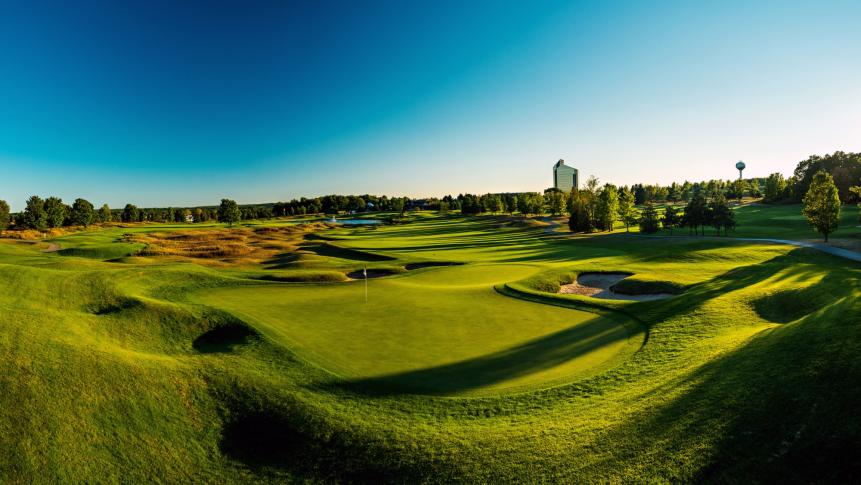 GRAND TRAVERSE RESORT & SPA (THE BEAR)