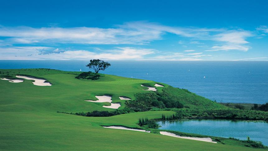 PELICAN HILL G.C. (OCEAN NORTH)