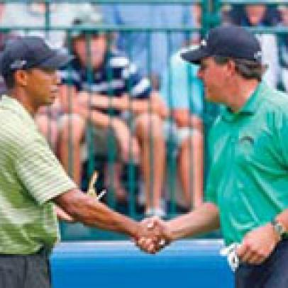 A Tiger-Phil Showdown at Torrey?