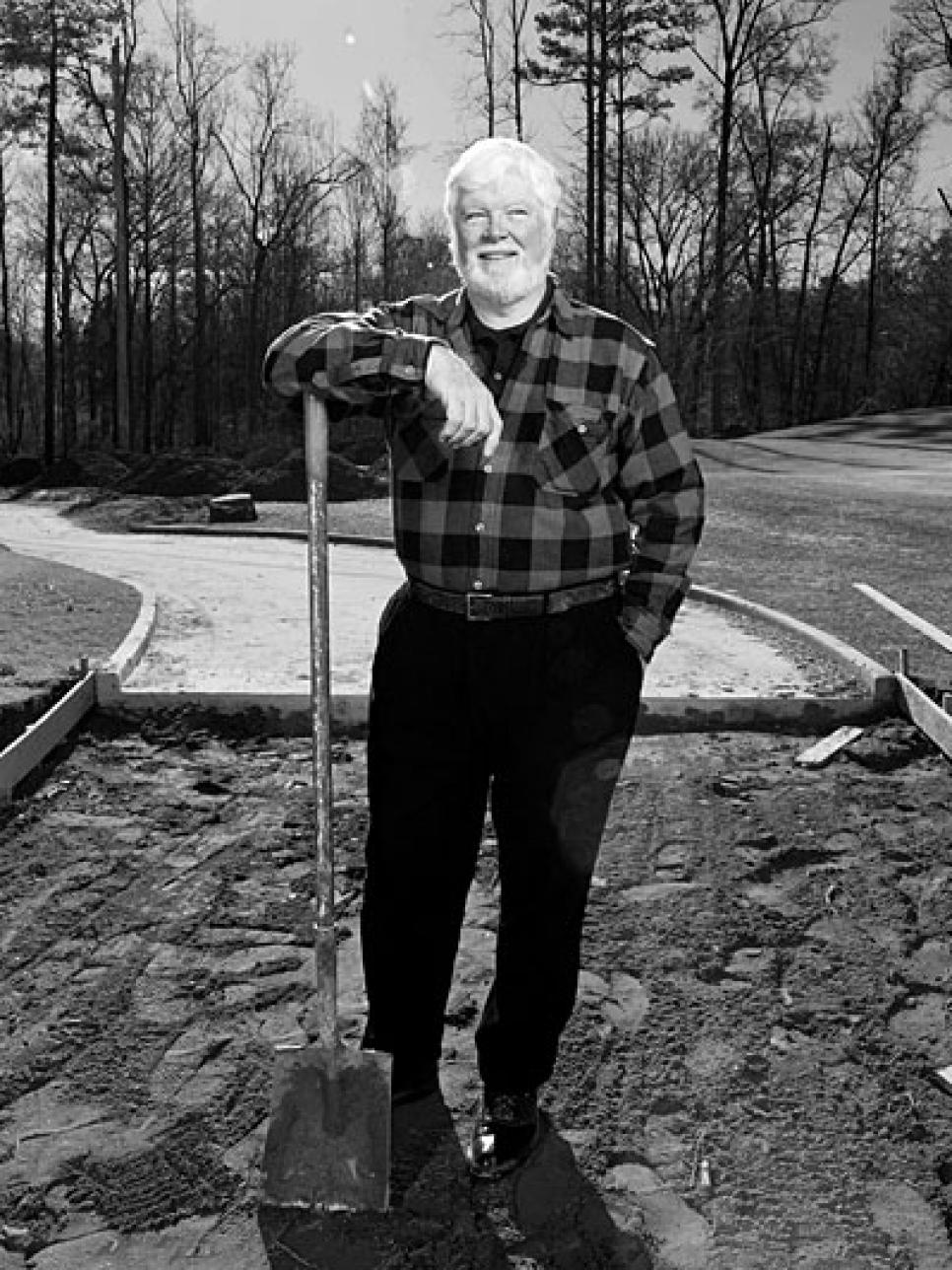 Bob Cupp, 72, Golf architect