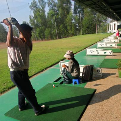 Driving Ranges Aren't Just Places Where You Learn About Your Swing