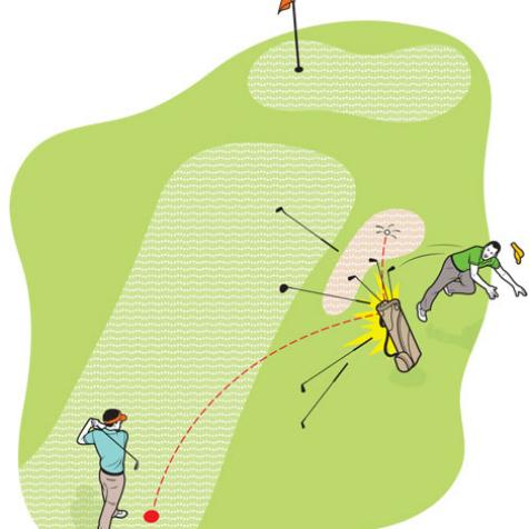 Match play or stroke play?