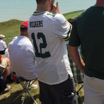 Whistling Straits proves Wisconsin's love for the Packers is real