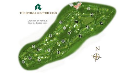 Riviera Country Club: Course Tour