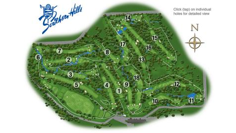 Southern Hills Country Club: Course Tour