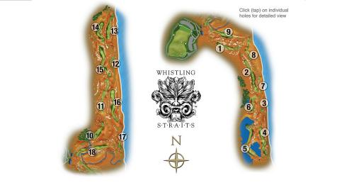 Whistling Straits (Straits): Course Tour