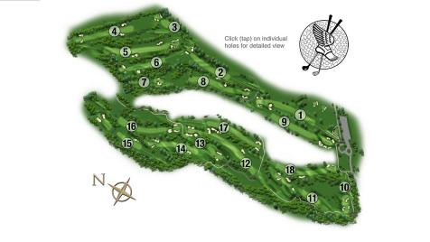 Winged Foot Golf Club (West): Course Tour