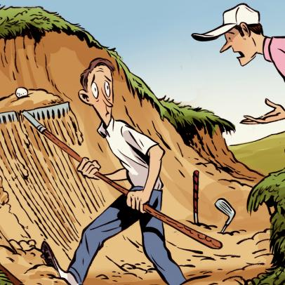 Colin Jost: My 9 Essential Bunker Shots