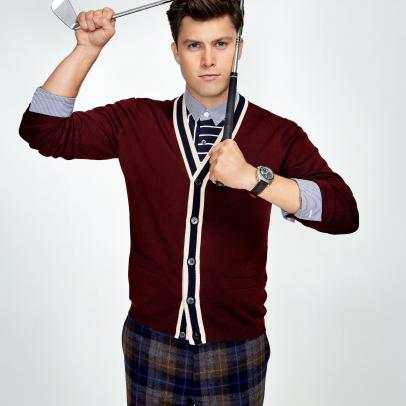 Snap-Stick Comedy: SNL's Colin Jost