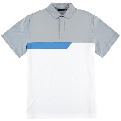 Devereux polos keep it simple -- and sophisticated