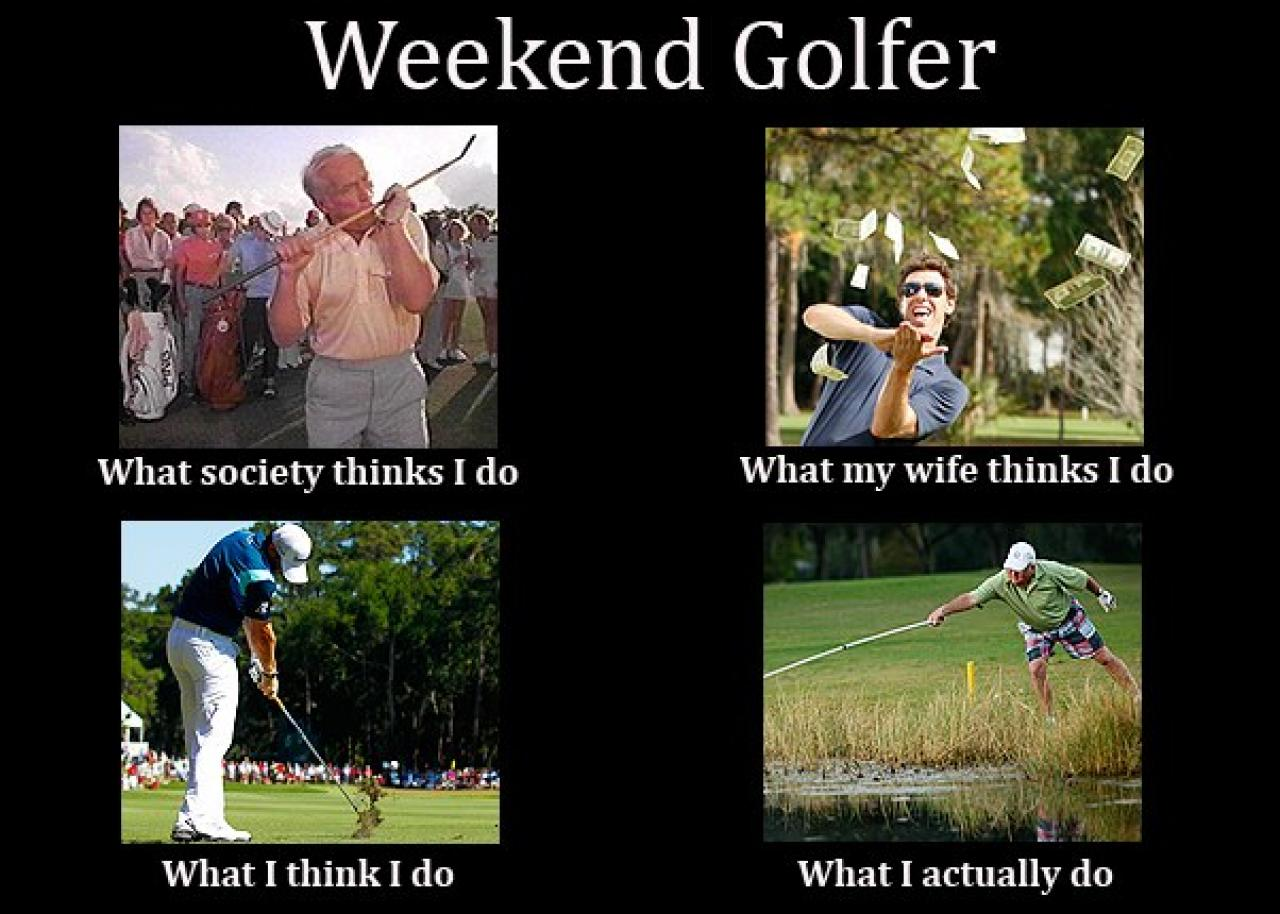 13 Very Funny And Occasionally Inappropriate Golf Memes This Is The Loop Golf Digest