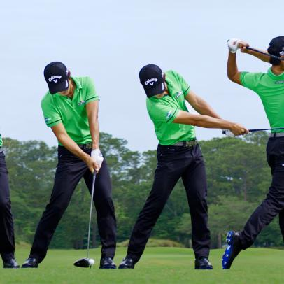Swing Sequence: Danny Lee