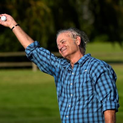 Here's how you can play golf with Bill Murray