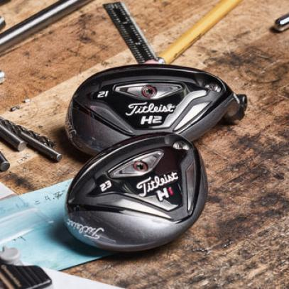 Titleist's newest hybrid line is (almost) here