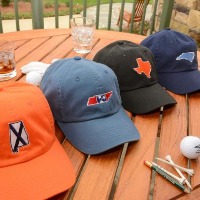 Bring your college-football team pride to the golf course