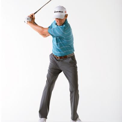 Hank-Haney: Shank-proof Your Swing